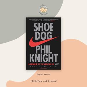 Harga buku import shoe dog phil knight original english version   HARGALOKA.COM