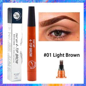 Harga pensil alis microblading eyebrow tattoo pen waterproof   suake ygzwbz   light | HARGALOKA.COM