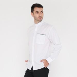 Harga kemeja baju koko muslim pria lengan panjang   m | HARGALOKA.COM