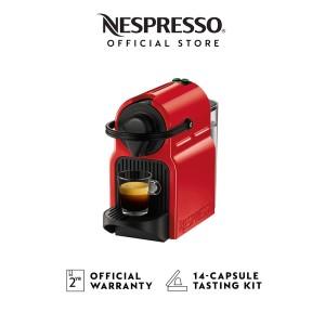 Harga nespresso inissia m105 coffee machine red mesin kopi   HARGALOKA.COM