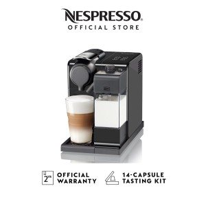 Harga nespresso lattissima touch f321wh coffee machine black mesin kopi   HARGALOKA.COM
