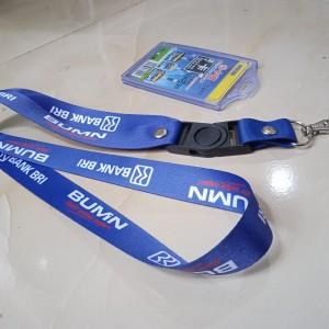 Harga tali id card bri bumn holder 2   HARGALOKA.COM