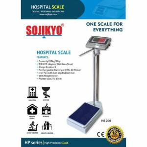 Harga timbangan tinggi badan rumah sakit sojikyo hs   HARGALOKA.COM