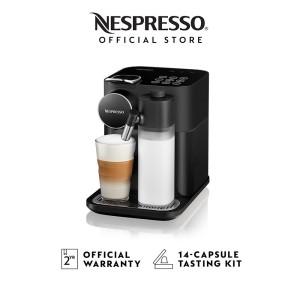 Harga nespresso gran lattissima coffee machine black mesin kopi   HARGALOKA.COM