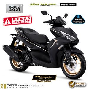Harga deta yamaha all new aerox abs 2021 otr lampung sepeda motor   | HARGALOKA.COM