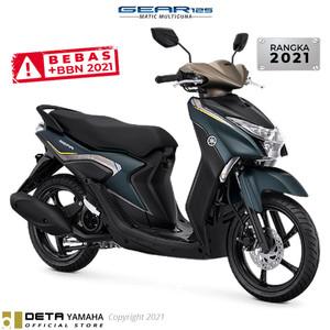 Harga deta yamaha gear 125 otr lampung 2021 sepeda motor   | HARGALOKA.COM