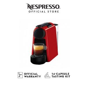 Harga nespresso essenza mini d30 coffee machine red mesin kopi   HARGALOKA.COM