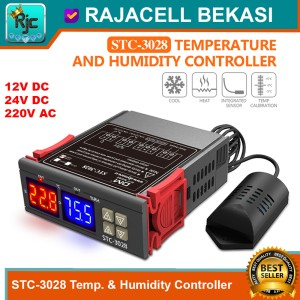 Katalog W1209 Digital Thermostat Thermometer Temperature Control Suhu Dc 12v Katalog.or.id