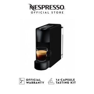 Harga nespresso essenza mini c30 coffee machine black mesin kopi   HARGALOKA.COM