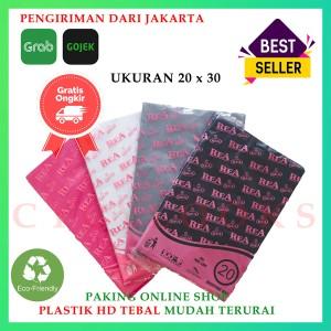 Harga Plastik Packing Online Shop Bahan Hd Uk 35x50 Untuk Produk Pengiriman Putih Katalog.or.id