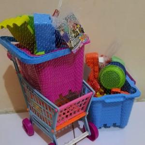 Harga mainan pantai anak mainan cetakan pasir ember   HARGALOKA.COM