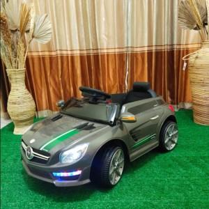 Harga mobil anak mainan aki moraine pmb m 5688 abu abu | HARGALOKA.COM