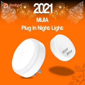 Harga xiaomi mijia led plug in night light induction lamp lampu | HARGALOKA.COM