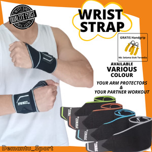 Harga wrist strap wrist wrap wrist band pelindung pergelangan tangan     HARGALOKA.COM