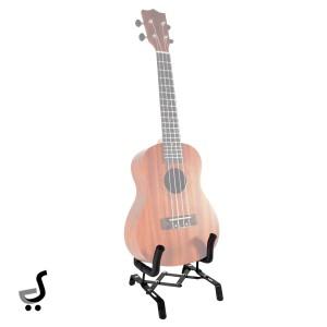 Harga stand ukulele gitarlele besi lipat lantai portable gitar stand | HARGALOKA.COM