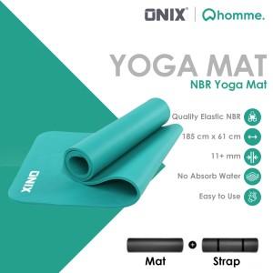 Harga Matras Yoga Happyfit Nbr 10mm Purple Yoga Matt Happy Fit Tebal 10 Mm Katalog.or.id
