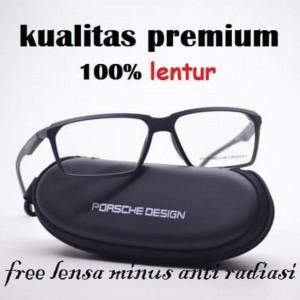 Harga kaca mata pria kacamata anti radiasi kacamata minus kacamata bluray uv   frame   HARGALOKA.COM