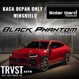 Harga kaca film solargard black phantom all tipe mobil depan only | HARGALOKA.COM