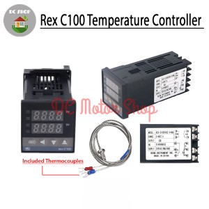 Harga Rex C100 Pid Temperature Controller Termostat Output Relay Katalog.or.id