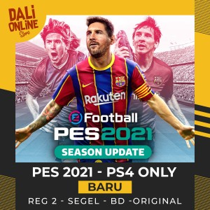 Harga ps4 games pes 2021 game ps4 kaset ps4 cd games | HARGALOKA.COM
