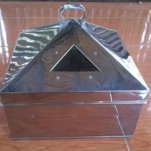 Harga kukusan klakat steamer kotak uk 45 | HARGALOKA.COM