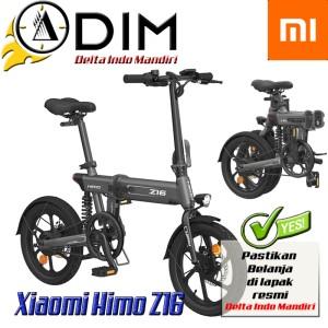 Harga sepeda lipat listrik xiaomi himo z16 electric smart moped 16 inch bike   | HARGALOKA.COM