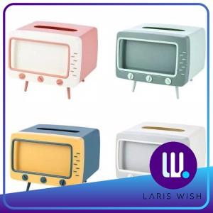 Harga lariswish kotak tempat tissue hp tv drakor korea tisu box holder hp   | HARGALOKA.COM
