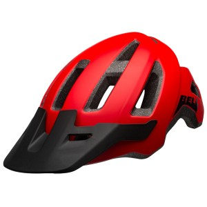 Harga helem sepeda bell nomad red black helmet cycling and | HARGALOKA.COM