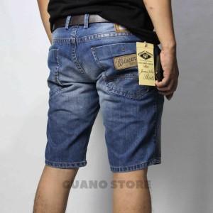 Harga celana jeans pendek jins pendek wiscer 1202   | HARGALOKA.COM