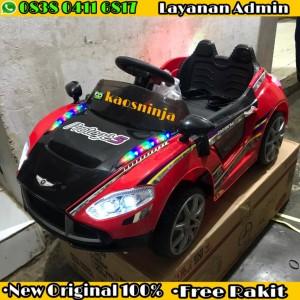 Harga mobil aki anak pmb m7688 mainan anak protege instan cepat   black | HARGALOKA.COM