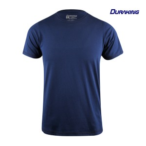 Harga duraking kaos 100 cotton supima daily wear navy   | HARGALOKA.COM