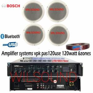 Harga paket sound system speaker ceiling bosch lhm | HARGALOKA.COM