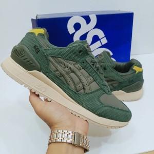 Harga sepatu sneakers pria asics gel lyte iii respector tanabata bnib   | HARGALOKA.COM