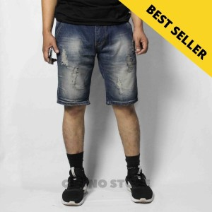 Harga celana jins jeans sobek sobek wiscer 1803   | HARGALOKA.COM