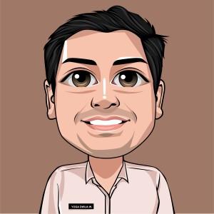 Harga jasa karikatur vector vexel portrait art | HARGALOKA.COM