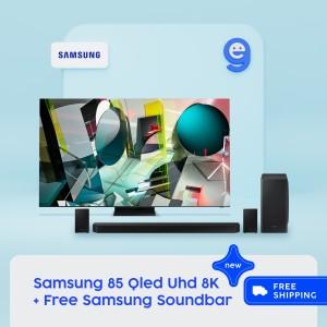 Harga samsung qa85q950ts 85 inch qled 8k smart led tv 85q950ts 85q950t | HARGALOKA.COM