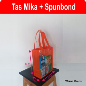 Katalog Tas Kain Spunbond Oval 30 X 40 Murah Furing Bag Goodie Bag Oval 30x40 Katalog.or.id