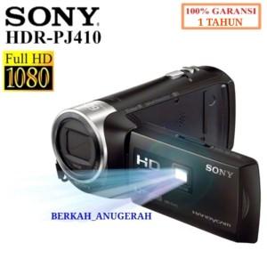 Harga camcorder sony pj410 handycam sony pj410 free mc micro sd | HARGALOKA.COM