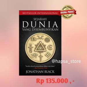 Harga buku sejarah dunia yang disembunyikan jonathan | HARGALOKA.COM
