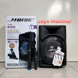 Harga speaker portable wireless noise 899 i original 8 inch | HARGALOKA.COM