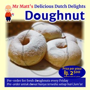 Harga doughnuts donuts donat kentang   HARGALOKA.COM