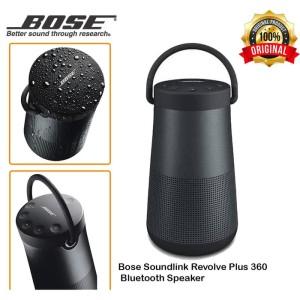 Harga bose soundlink revolve plus 360 bluetooth speaker original revolve | HARGALOKA.COM