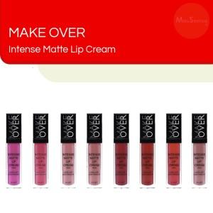 Harga lipstik make over intense matte lip cream   008 | HARGALOKA.COM