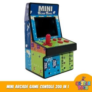 Harga mainan mini arcade game console 200 in 1 ipega 8 bit keren amp | HARGALOKA.COM