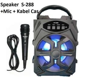 Harga speaker bluetooth karaoke mini free   HARGALOKA.COM