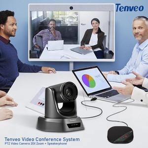 Harga tenveo video call conference system camera ptz amp mic   speaker | HARGALOKA.COM