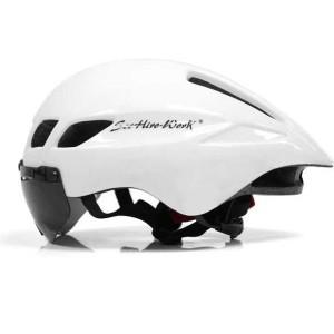 Harga scohiro work helm sepeda roadbike aero ultralight goggles   HARGALOKA.COM