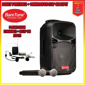 Harga max 8eb baretone portable | HARGALOKA.COM