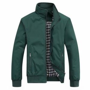 Harga jaket pria casual jaket kantor jaket motor   hitam | HARGALOKA.COM