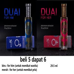 Harga d493 pheromone parfum import pewangi pemikat pria wanita lawan | HARGALOKA.COM